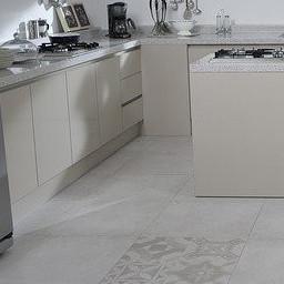 natural stone kitchen floor
