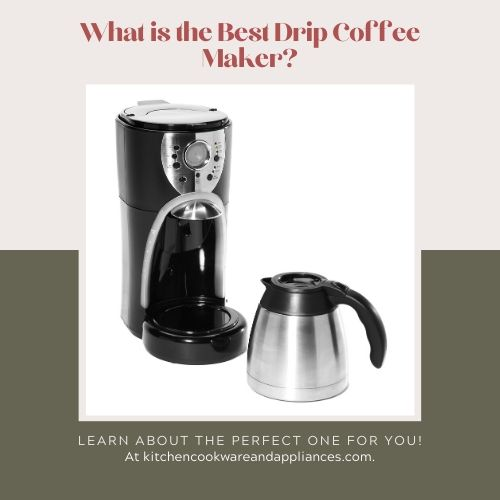 what is the best drip coffee maker featured image